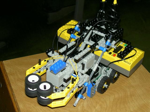 ロボコンロボット