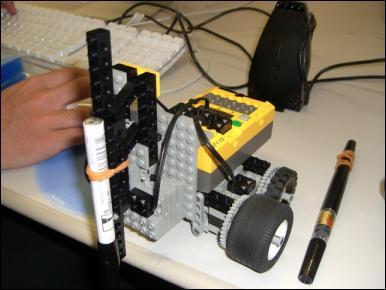 習字ロボット