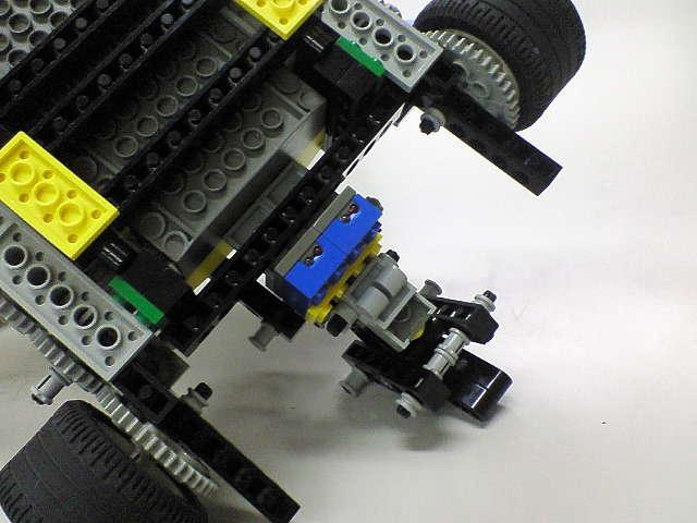 試作ロボ・センサー