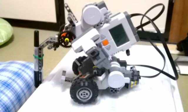 ロボット本体