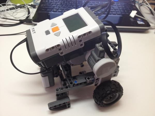 ロボット概形
