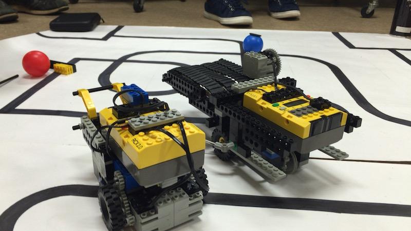 ロボットの写真