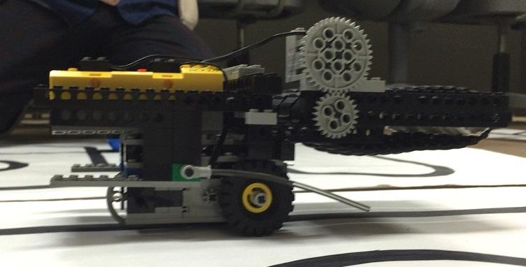 ロボットBの写真