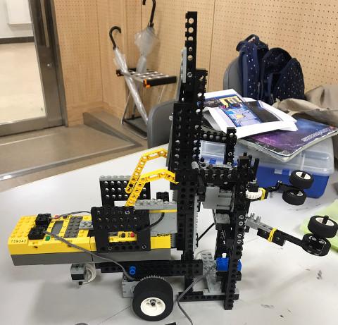 ロボット 全体図