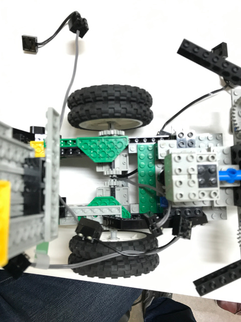 ロボット土台