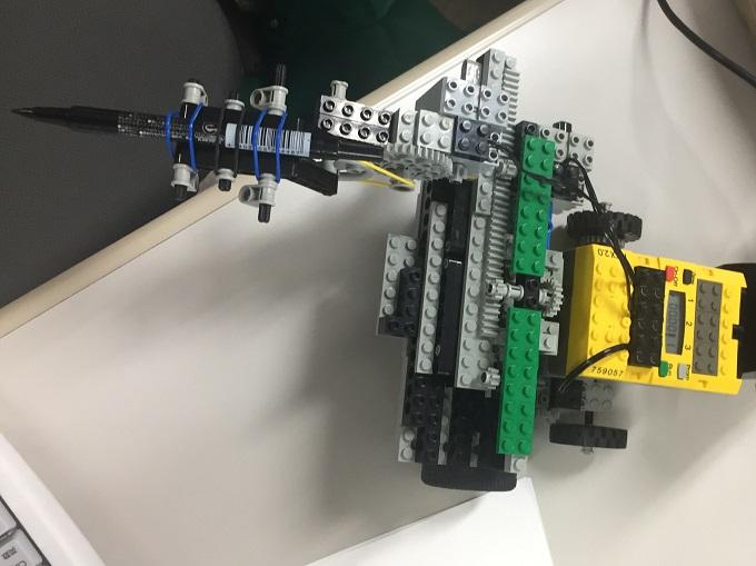 ロボットの全体図1