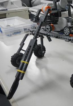 筆ロボット