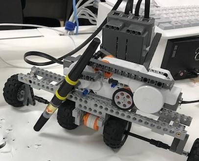 書道ロボット
