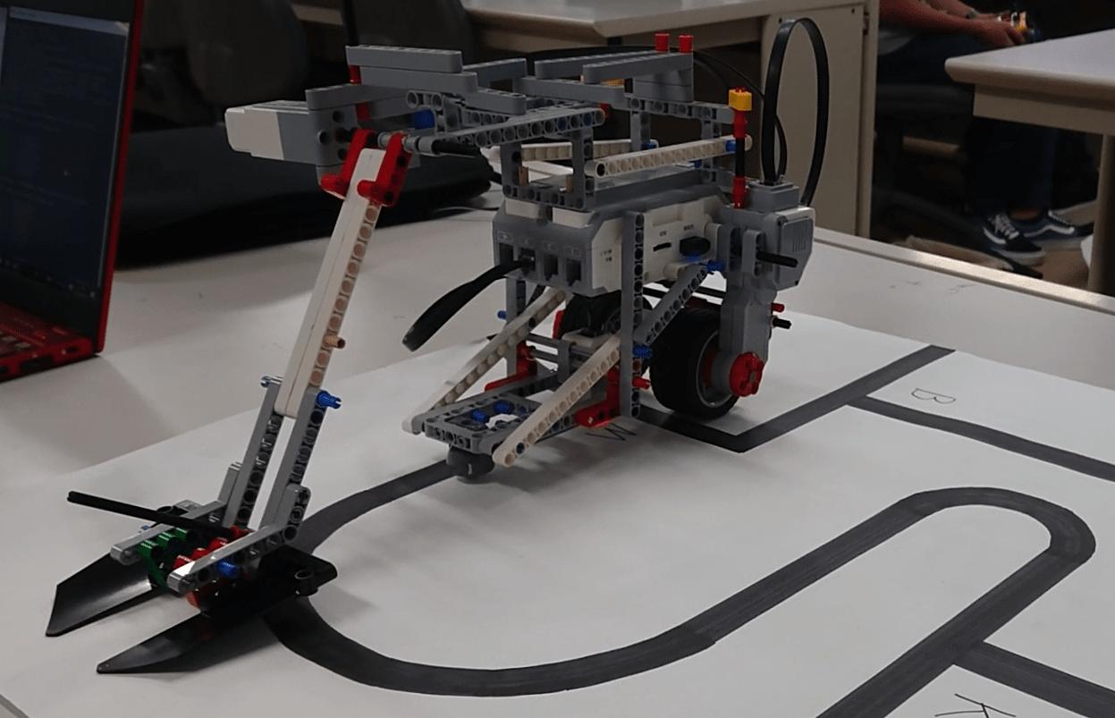 ロボット全体